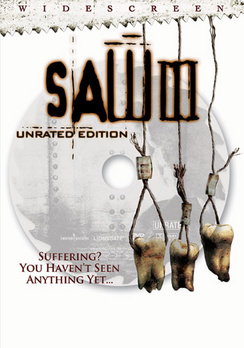 Saw III - Widescreen Unrated - DVD - Used