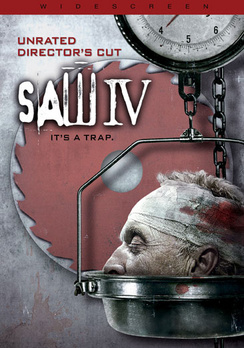 Saw IV - Widescreen Unrated - DVD - Used