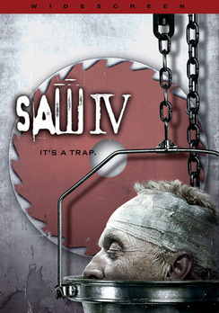 Saw IV - Widescreen - DVD - Used