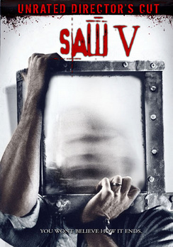 Saw V - Widescreen Unrated - DVD - Used