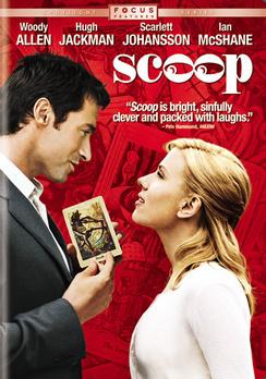 Scoop - Spotlight Series - DVD - Used
