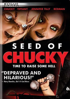 Seed of Chucky - Widescreen - DVD - Used