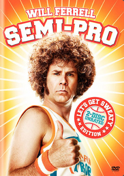 Semi-Pro - Special Edition - DVD - Used