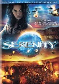 Serenity - Full Screen - DVD - Used