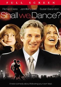 Shall We Dance? - Full Screen - DVD - Used