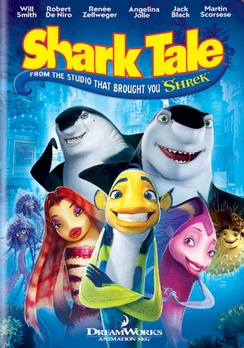 Shark Tale - Widescreen - DVD - Used