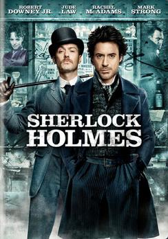 Sherlock Holmes - Widescreen - DVD - Used