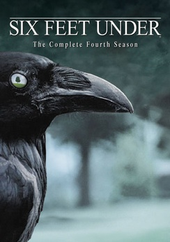 Six Feet Under: The Complete Fourth Season - DVD - Used