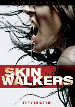 Skinwalkers - Widescreen - DVD - Used