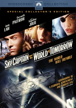 Sky Captain and the World of Tomorrow - Widescreen Collector's Edition - DVD - Used