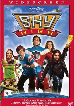Sky High - Widescreen - DVD - Used