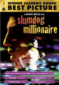 Slumdog Millionaire - Widescreen - DVD - Used
