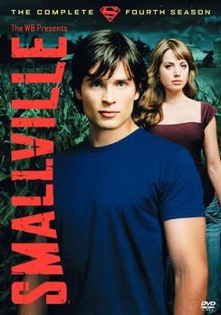 Smallville: The Complete Fourth Season - Widescreen - DVD - Used