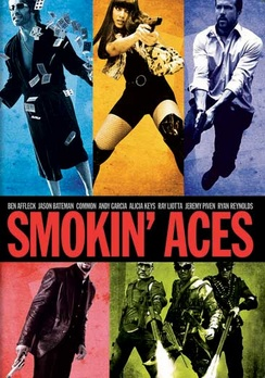 Smokin' Aces - Full Screen - DVD - Used