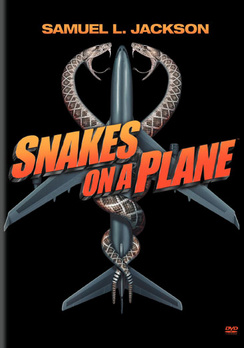 Snakes on a Plane - Full Screen - DVD - Used
