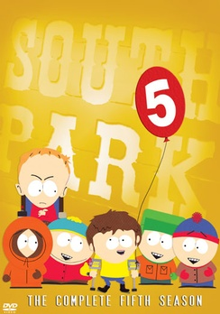 South Park: The Complete Fifth Season - DVD - Used