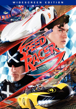 Speed Racer - Widescreen - DVD - Used