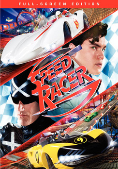 Speed Racer - Full Screen - DVD - Used
