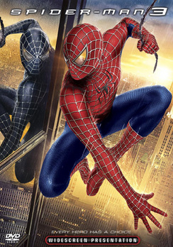 Spider-Man 3 - Widescreen - DVD - Used