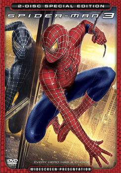 Spider-Man 3 - Widescreen Special Edition - DVD - Used