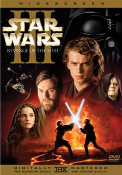 Star Wars: Episode III - Revenge of the Sith - Widescreen - DVD - Used