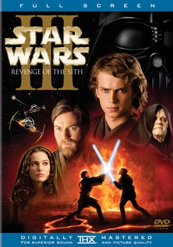 Star Wars: Episode III - Revenge of the Sith - Full Screen - DVD - Used