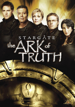 Stargate: The Ark of Truth - Widescreen - DVD - Used