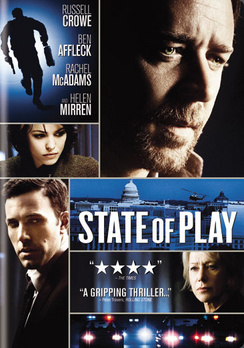 State of Play - DVD - Used