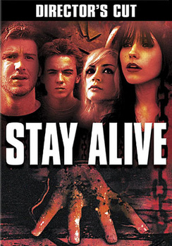 Stay Alive - Widescreen Director's Cut - DVD - Used