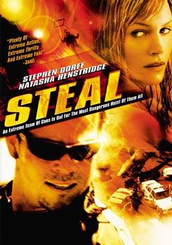 Steal - DVD - Used