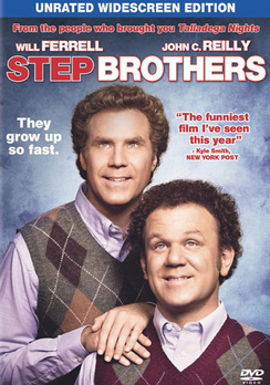 Step Brothers - Widescreen Unrated - DVD - Used