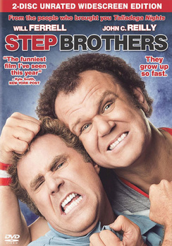 Step Brothers - 2-Disc Unrated - DVD - Used