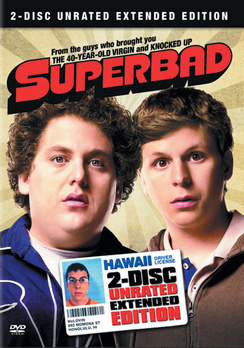 Superbad - Unrated Special Edition - DVD - Used