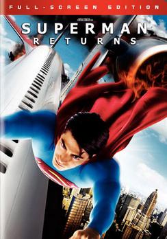 Superman Returns - Full Screen - DVD - Used