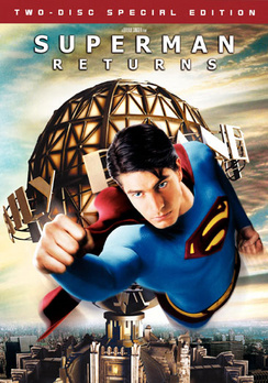 Superman Returns - Widescreen Special Edition - DVD - Used