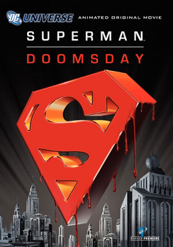 Superman: Doomsday - DVD - Used