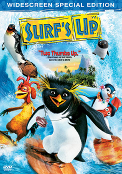 Surf's Up - Widescreen Special Edition - DVD - Used