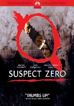 Suspect Zero - Widescreen - DVD - Used