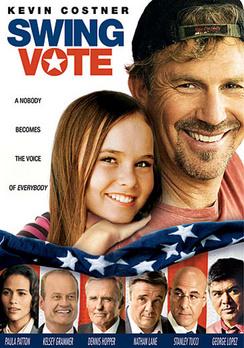 Swing Vote - DVD - Used