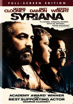 Syriana - Full Screen - DVD - Used