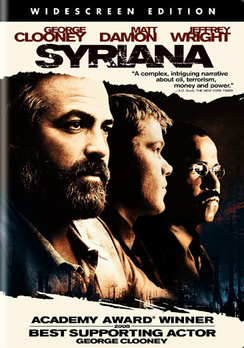 Syriana - Widescreen - DVD - Used