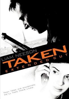 Taken - DVD - Used
