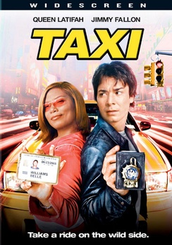 Taxi - Widescreen - DVD - Used