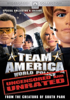Team America: World Police - Widescreen Unrated - DVD - Used
