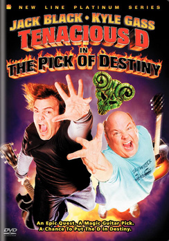 Tenacious D In The Pick Of Destiny - DVD - Used