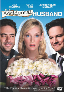 The Accidental Husband - Widescreen - DVD - Used