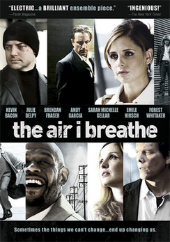 The Air I Breathe - DVD - Used