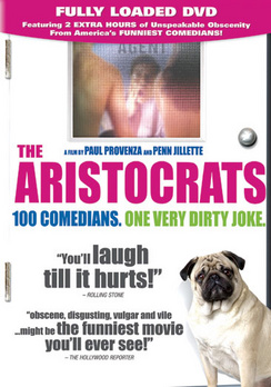 The Aristocrats - DVD - Used