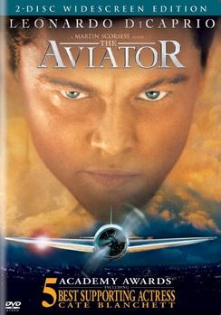 The Aviator - Widescreen - DVD - Used