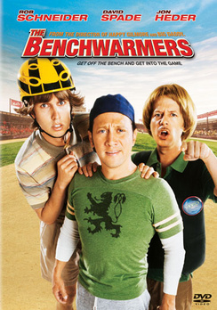 The Benchwarmers - Widescreen - DVD - Used
